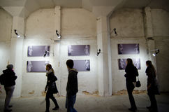 Designblok 2013 à Prague Images libres de droits