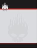 designdiagramorientering Royaltyfri Bild