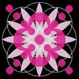 Designe del cerchio Fotografie Stock Libere da Diritti