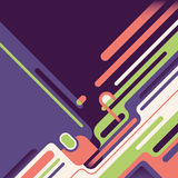 Designed abstract. Designed abstract layout in color Royalty Free Stock Photos