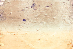 Designed Abstract  textured background in old grunge  style,  oi. L paints background Stock Images