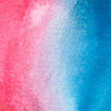 Designed abstract watercolor background Royalty Free Stock Photography