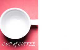 Designed coffee royalty free stock images