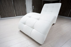 Designed couch in modern interior Royalty Free Stock Photos