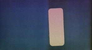 Designed film end background Stock Image