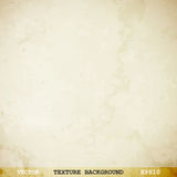 Designed grunge paper texture. Vector background Stock Photography