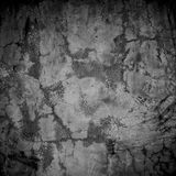 Designed grunge plastered wall texture, background Stock Images