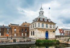 King`s Lynn, Norfolk, UK, June 16 2016:  Customs House Stock Images