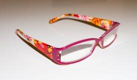 Designed object eyesight glasses accessories design Stock Photos