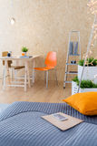 Designed room for young people Royalty Free Stock Image