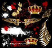 designelement Royaltyfri Bild