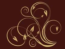designelementtappning Royaltyfri Bild