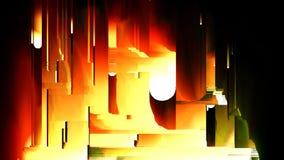 Designen av det abstrakta digitala PIXELoväsentekniska felet, rader, video skada för felet, 3d framför bakgrund, den frambragda d vektor illustrationer