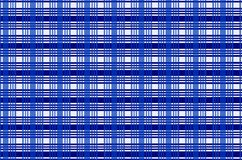 Designer abstract texture consisting of lines and squares. Designer abstract texture consisting of lines and squares of white and blue colors royalty free illustration