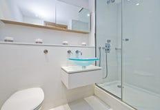 Designer bathroom Royalty Free Stock Photo
