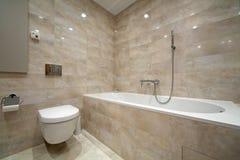 Designer bathroom Stock Image