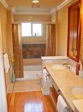 Designer bathroom Royalty Free Stock Images