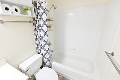 Designer bathroom Stock Photography