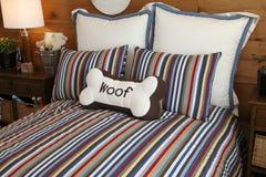 Designer bedroom Royalty Free Stock Photography