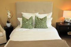 Designer bedroom Royalty Free Stock Image