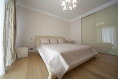 Designer bedroom Royalty Free Stock Images