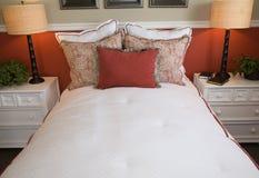 Designer bedroom Royalty Free Stock Photo