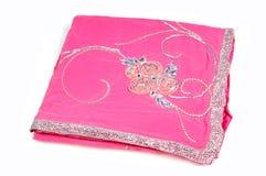 Designer bridal saree Royalty Free Stock Photos