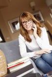 Designer business woman Stock Photo