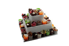 Designer cake Stock Photo