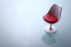 Designer chair 1. Designer chair royalty free stock photos