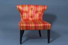 Designer Chair. Image of a multi-colored designer chair Royalty Free Stock Photo