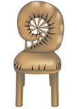 Designer chair4 Royalty Free Stock Photography