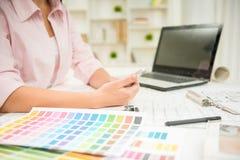 Designer Stock Image
