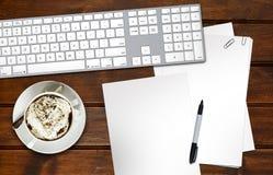 Designer Desk Lizenzfreies Stockbild