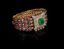 Designer Diamond bracelets Royalty Free Stock Photography