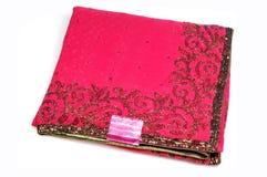Designer expensive saree Stock Photos