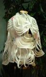 Designer-Kleidung auf einem Mannequin Stockbilder