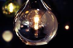 Designer Light Bulb Royalty Free Stock Photos
