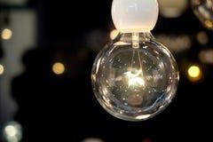 Designer Light Bulb Stock Image