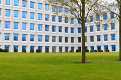 Designer Office Building Royalty Free Stock Photography