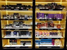 Designer perfumes Royalty Free Stock Photo