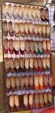 Designer-Rajasthan-Schuhe Stockbilder