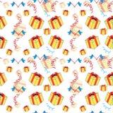 Designer ` s Entscheidungen für eine Geburtstagsfeier, Hintergrund, Vektor lizenzfreie abbildung