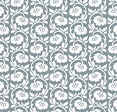 Designer seamless floral background Royalty Free Stock Photos
