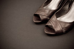Designer Shoes Stock Images