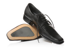 Designer shoes Stock Images
