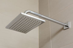 Designer shower head Royalty Free Stock Image