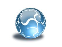 Designer Sphere Stock Images