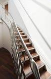 Designer staircase Stock Image