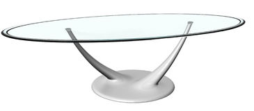 Designer table Royalty Free Stock Photography
